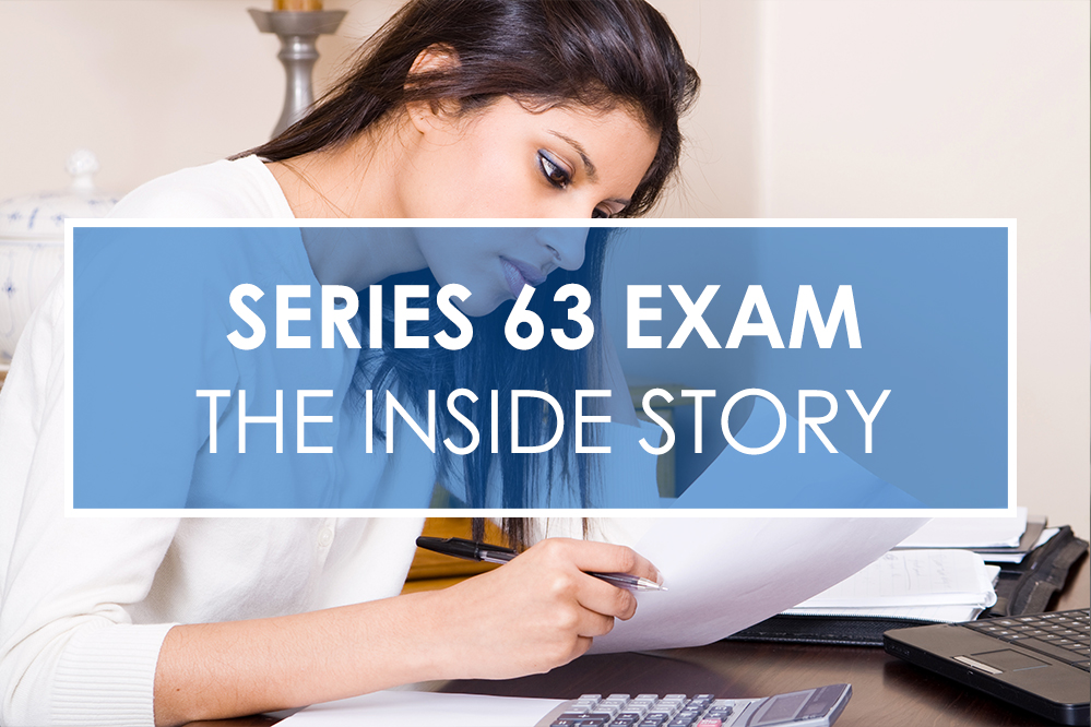 How to Pass the Series 63 Exam