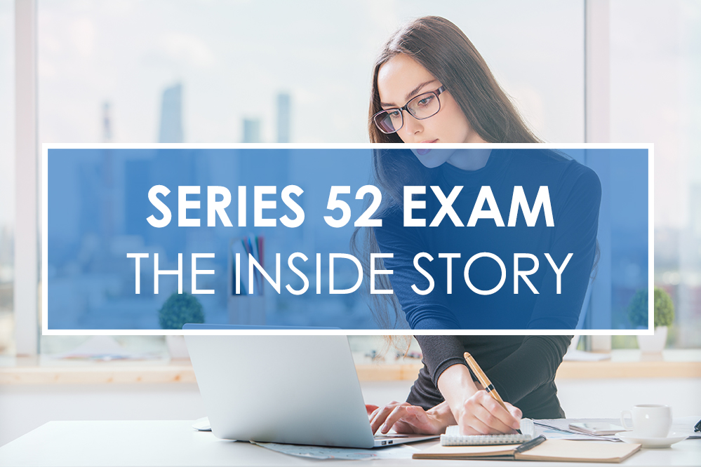 How to Pass the Series 52 Exam