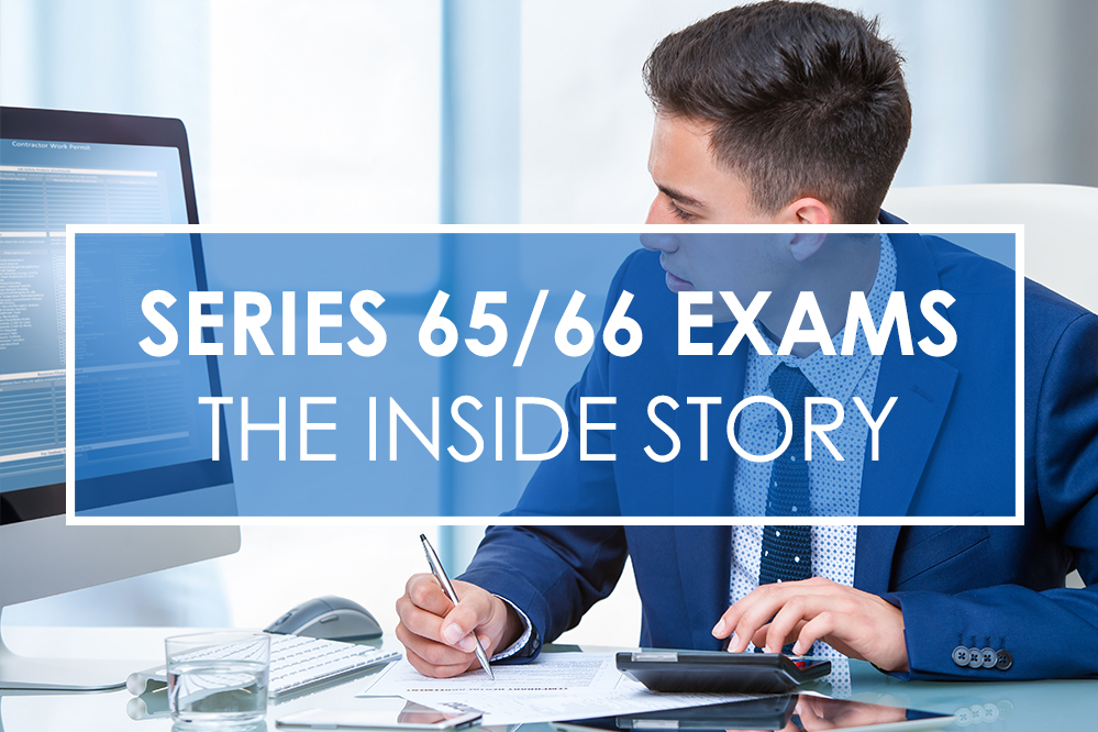 How to Pass the Series 65/66 Exams