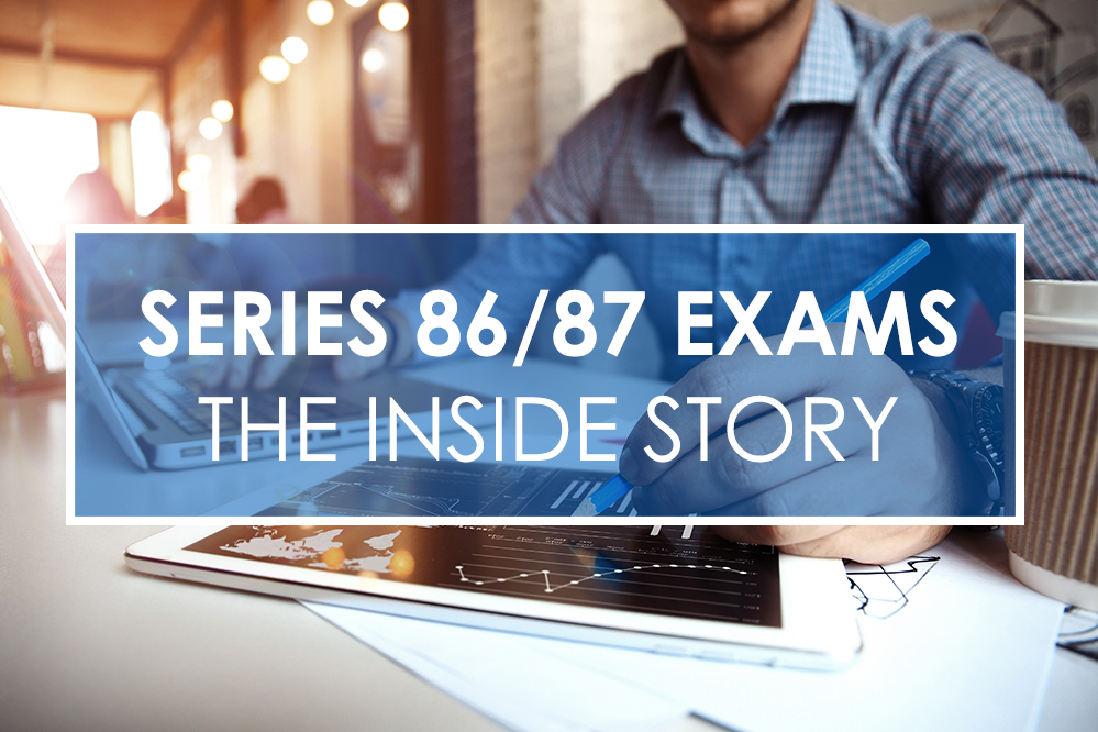 How to Pass the Series 86/87 Exams