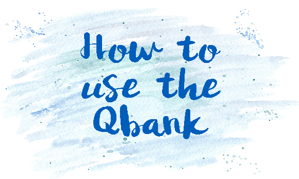 How_to_use_the_Qbannk